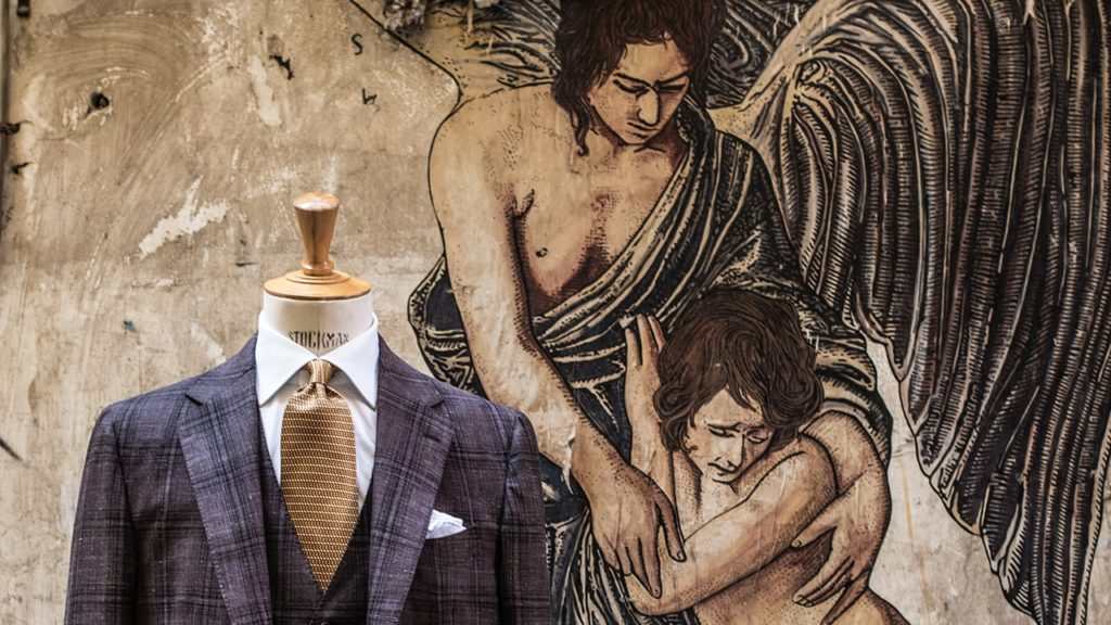 gaiola napoli vestiti made in italy